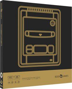 Premium Super Famicom / Super Nintendo Precision Game Storage
