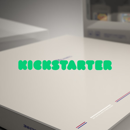 Kickstarter Game Boy Game and Watch