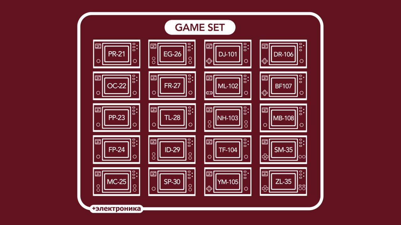 Game & Watch Precision Game Storage